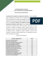 Edital 03-1.3 e 4 Fases