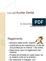Rol del Auxiliar Dental clase numero 5.ppt