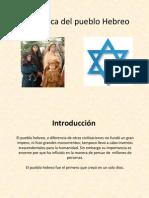 La música del pueblo Hebreo