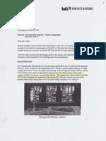 dock c inspection report moffatt and nichol
