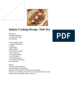 Indian Cooking Recipe