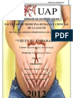 VIH en El Embarazo ... Monografia !!!