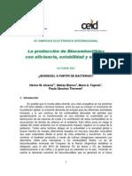Lectura 5 - Alvarez Blanco Fajardo Sanchez Thevenet Biodiesel a Parti