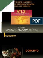 Atls - Cirugia i