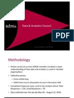 201008 ADMA Data Analytics Cou