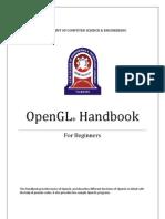 OpenGL Handbook