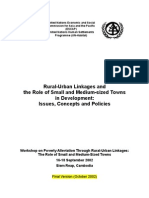 East Asia Workshop Report