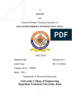 Thermal Report Ankit