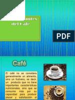 Antioxidantes del Café..