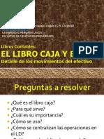 Llevado de Libros Contables Caja y Bancos F1.1
