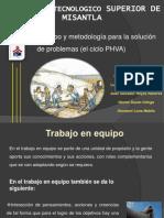 trabajo en equipo y metodologia para la solucion de problemas.pptx