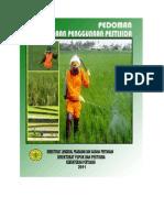 Pembinaan Penggunaan Pestisida