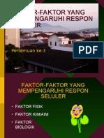 Radiobiologi III