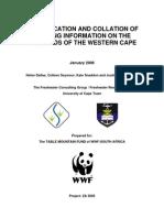 Report Wetlands Inventory 2006