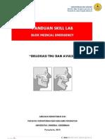 Panduan Skl 5 - Dislokasi Tmj, Avulsi (2)
