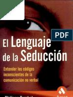 Philipe Turchet - El Lenguaje de La Seduccion