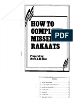 How to Complete Missed Rakaats