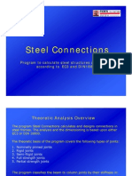 STeelCON Presentation - Connections