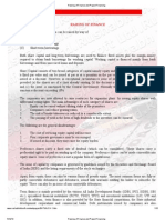 Raising of Finance and Project Financing