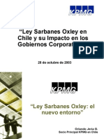 Ley Sarbanes Oxley Present Ac In