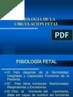 3. Fisiologia de Circulacion Fetal