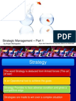 Strategic Planning - Part 1