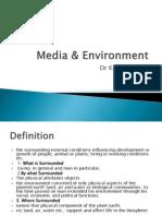 Media & Environment