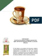 Empresa Cafe Galavis - Actividad 1