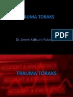 Trauma Toraks