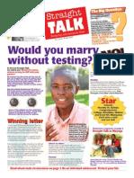 Straight Talk, April 2007