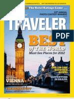 National Geographic Traveler USA 2011-11-12