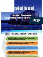 Jabfung Pengembang Teknologi Pembelajaran Oleh Purwanto