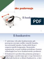 E Bankarstvo
