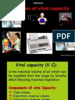 11-Vital capacity