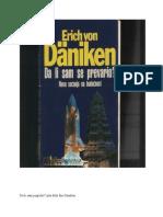 Daniken, Erich Von - Da Li Sam Se Prevario
