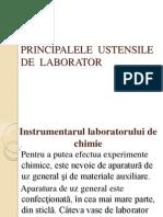 Ustensile Lab