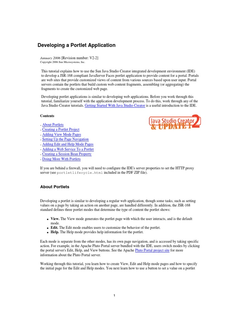 Portlet In Action Pdf