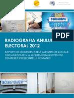 Radiografia Anului Electoral 2012