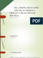 Análisis y diseño de un Winche (1)
