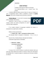 modelo pedagogico João de Deus