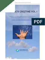 Meditatii crestine vol 1