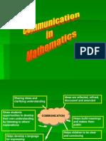 Communication Wk14