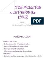 Diabetes Mellitus Kehamilan