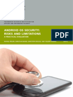 AISEC TR 2012 001 Android OS Security