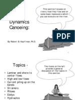 River Dynamics Canoe