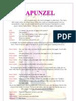 Drama Rapunzel (English)