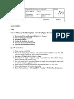 Assignment Bsk4183