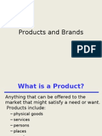Week 9 - Brands and New Product Development