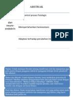 ABSTRAK & HYPOPARATIDOISME