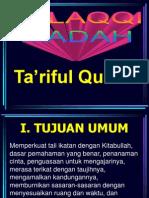 01.001 Ta'riful Qur'an.ppt